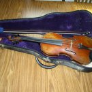 "Antique ""Caspar da Salo in Brescia 1580"" Violin"