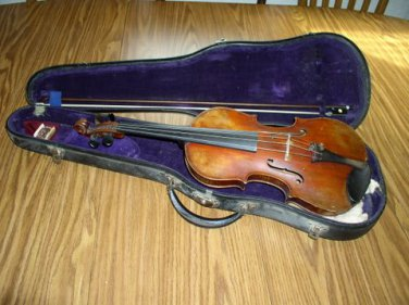 Antique �Caspar da Salo in Brescia 1580� Violin