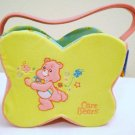 Butterfly Shaped Plush Care Bear  Basket