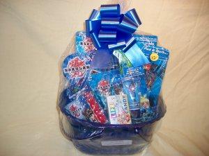 Bakugan Battle Brawlers Filled Gift Basket