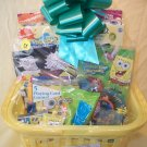 Spongebob Filled Gift Basket