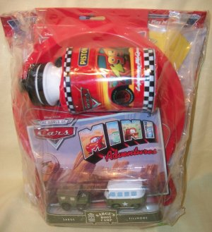 Cars Gift Pack