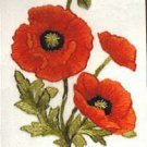 Poppy Mini embroidery kit