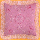 Rose Parfail Pillow candlewicking kit