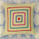 You're Square Pillow crewel kit (Kristin Nicholas)