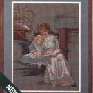 Story Book counted cross stitch kit (Elsa Williams)