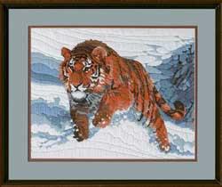 Snow Tiger Longstitch kit
