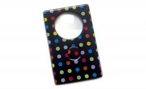 Magni-Card Polka-Dot
