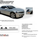 SHIFT : 2010 2011 2012 2013 2014 Chevy Camaro Side Graphics and Decal Kit