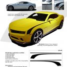 "THROWBACK : 2010 2011 2012 2013 2014 Chevy Camaro ""Hockey Stick"" OEM Style Vinyl Graphics Kit"