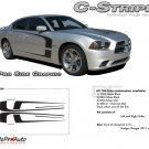 C-STRIPE : Vinyl Graphics Kit for 2011 2012 2013 2014 Dodge Charger