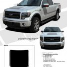 FORCE HOOD (Solid Color) : Ford F-150 Hood Vinyl Graphic Kit for 2009 2010 2011 2012 2013 Models