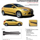 CONVERGE : 2012 2013 Ford Focus Vinyl Graphics Kit