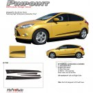 PINPOINT : 2012 2013 Ford Focus Vinyl Graphics Kit