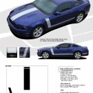 "PRIME 2 : 2013-2014 Ford Mustang ""BOSS 302"" Style Vinyl Graphics Kit"