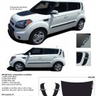 SOUL PATCH : Vinyl Graphics Kit for 2010 2011 2012 2013 KIA Soul