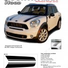 COUNTRYMAN HOOD : Mini Cooper Vinyl Graphics Kit