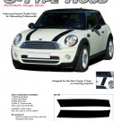 S-TYPE HOOD : Mini Cooper Vinyl Graphics Kit