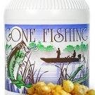 Caramel Popcorn - 1 gal (Fishing Scene)
