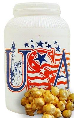 Caramel Popcorn - 1 gal (Patriotic Scene)