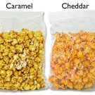 12 Pack - 6x Caramel Popcorn / 6x Cheddar Cheese Popcorn (8oz bags*) FREE SHIPPING**