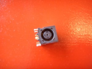 Dell 5150 Inspiron DC Power Jack