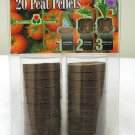 Peat  Pellets 20ct.