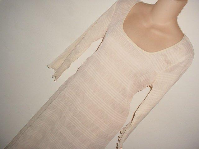 new Japanese Weekend maternity dress Medium