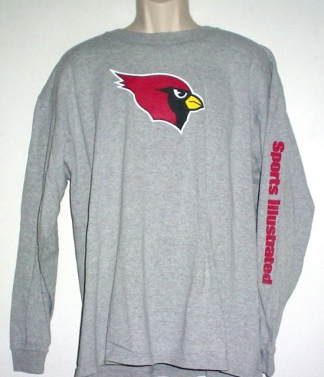 Long sleeve tee shirt St Louis Cardinals Sports Illustrated  XL