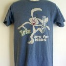NEW TRIX ARE FOR KIDS tee shirt adult small youth XL