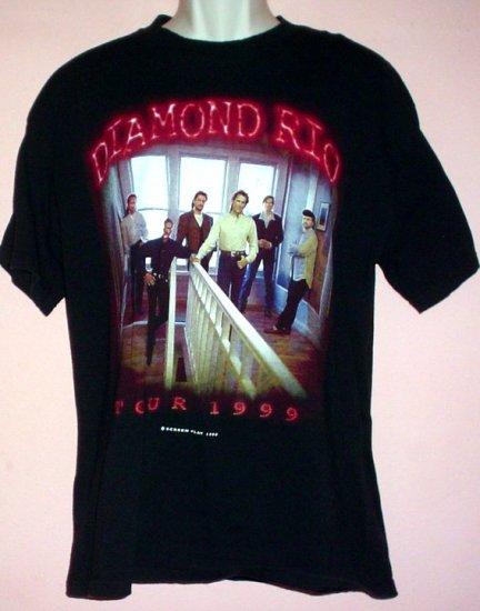 Vintage Diamond Rio 1999 tour Large L