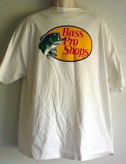 Bass Pro Shops logo tee shirt XXL