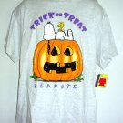 New Snoopy Halloween tee shirt Large