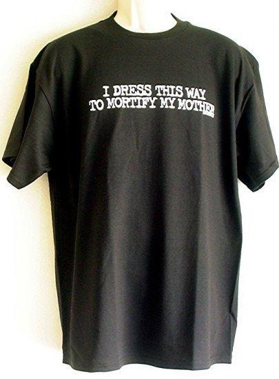 Tee shirt BETTER LIVING THROUGH SARCASM cotton Delta Pro Weight