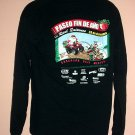 Mexican off road racing long sleeve tee shirt Paseo Fin De Ano 2003 Size Large L