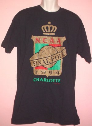 Vintage NCAA Final Four tee shirt Charlotte 1994 Size Extra Large XL