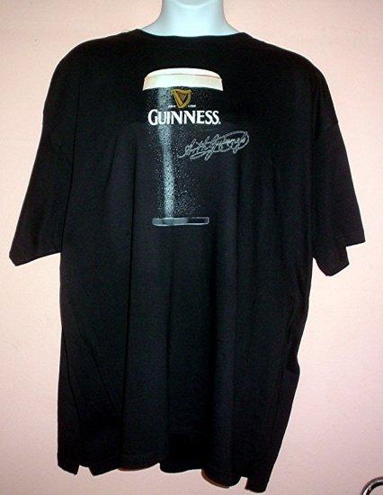 Guinness beer tee shirt Irish 3XL Tall