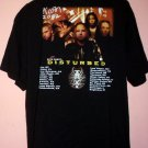New Korn tee shirt Pop Sux Tour 2002 with guest Disturbed Size XXL Rock Music NWT