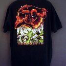 Marvel Comics Daredevil tee shirt. Mad Engine tag. Size large L