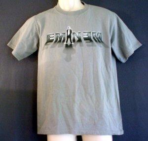 Eminem tour tee shirt Anger Management Tour 3 2005 Small NEW