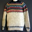 Iceland ladies sweater Viking label  size woman large