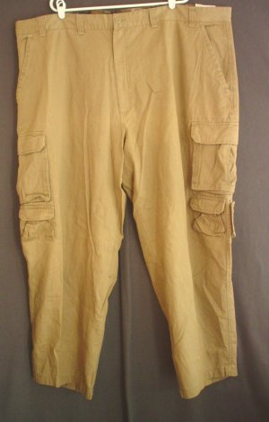 New big man cargo pants. HB Sports  54 - 32