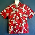 Pierre Cardin Hawaiian sports shirt NEW cotton. Size large