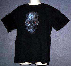 Comic con 2008 tee shirt NEW Terminator Salvation Large L