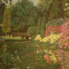 Tatton Park - Monet-like park scene Needlepoint/Cross stitch/Tapestry Kit