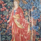 "Margot ""La Dame"" The Lady Medieval Cluny Tapestry/Needlepoint Kit"