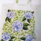 DMC Classics Linen Handbag with Camelia Japonica Counted Cross Stitch Kit