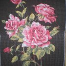 "Margot Creations de Paris ""Roses"" Tapestry / Needlepoint kit"