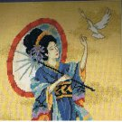 """Oriental Elegance"" Dimensions Needlepoint kit by Wendy Schuster"