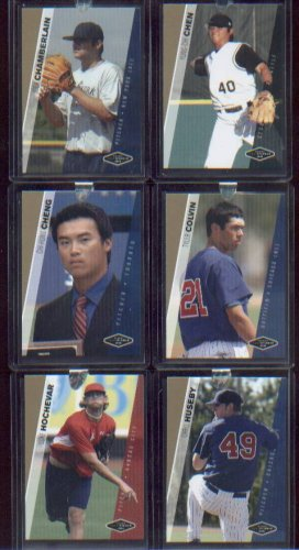 Chi Hung Cheng 2007 Justifiable Preview Gold #7/100